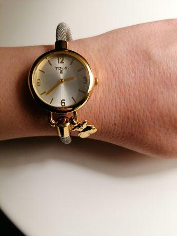 Relógio tipo Tous Hold charms novo Saldos