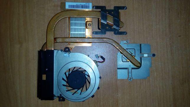 Acer Aspire 5553, 5553g система охлаждения + кулер