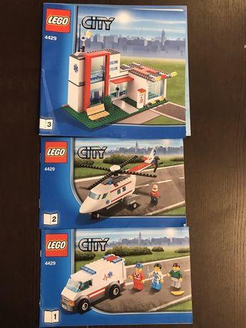 Lego city 4429