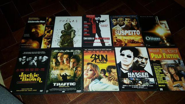 Filmes originais todos com selo IGAC como novos