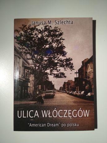 """NOWA książka Ulica włóczęgów """"American Dream"""" po polsku"""