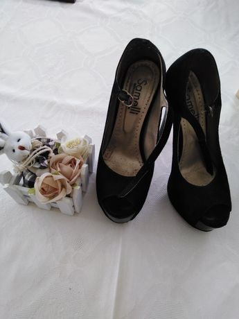 Sapatos senhora Samelli