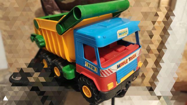 Wader машина грузовик