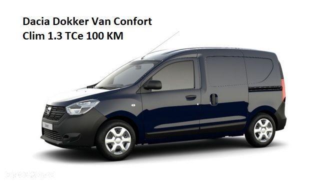 Dacia Dokker Van Dokker VAN nowy!!!