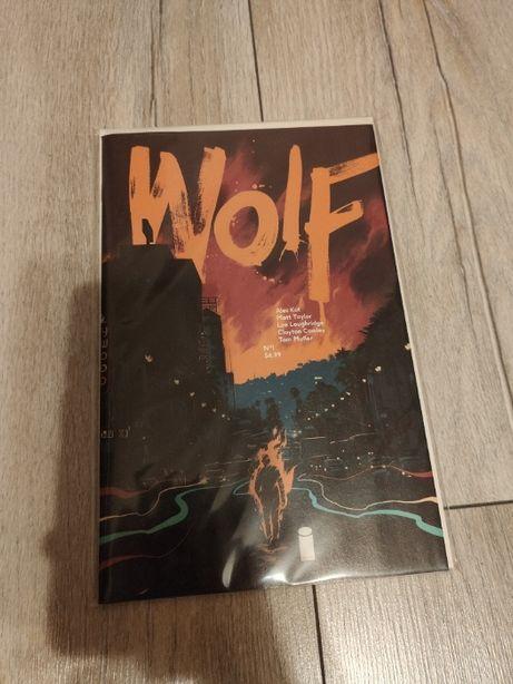 Wolf #1 Image Comics