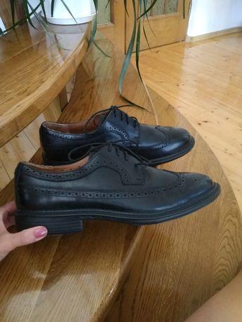 Туфлі Clarks 47 розмір натур. шкіра