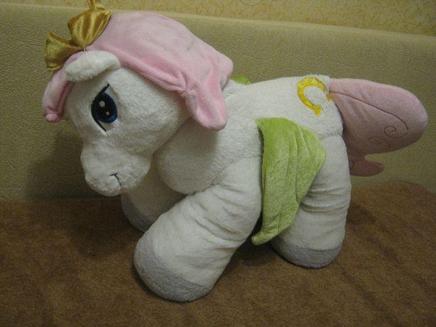 огромная мягкая пони simba