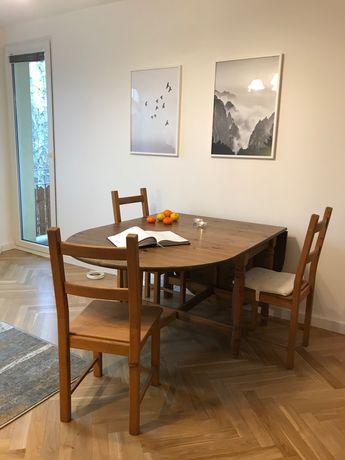 Miłe 3 pokojowe mieszkanie na Miłej wynajmę