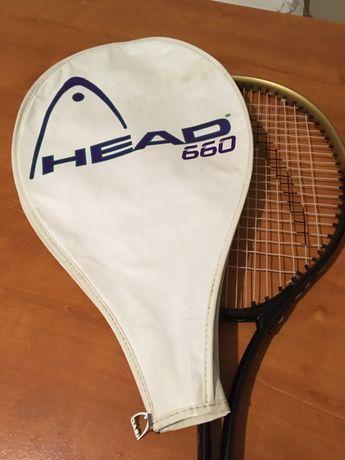 Raquete Head 660 Tournament como nova