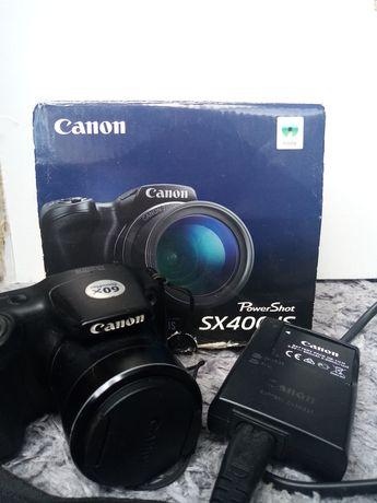 Canon PowerShot XS400 is aparat lustrzanka TANIO