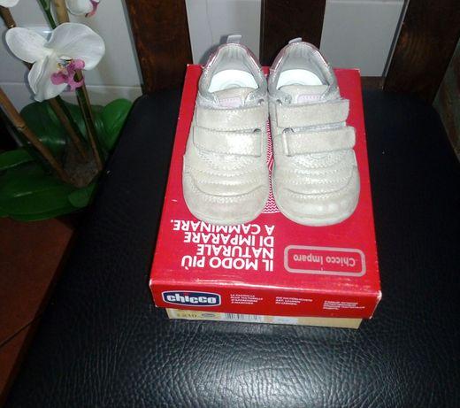 Sapatos Chicco 21, excelente estado!
