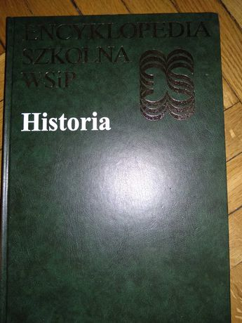 Encyklopedia szkolna historia