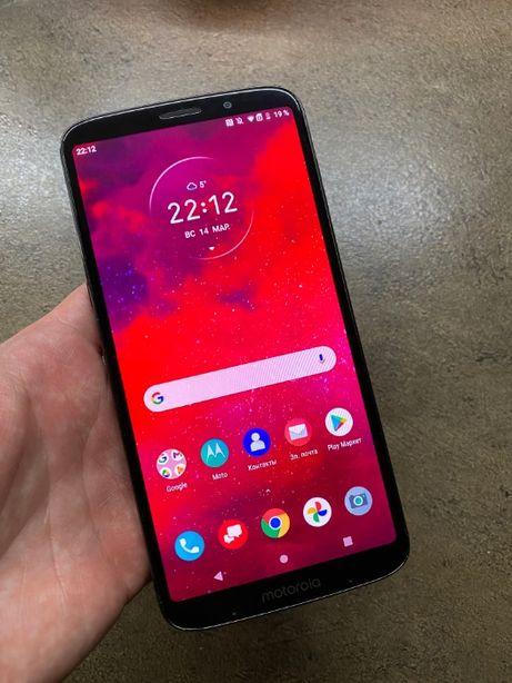 Смартфон Motorola Moto Z3 (XT1929-17) 4/64GB Black #1