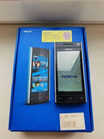 Продам Nokia X6 8 ГБ