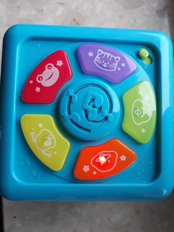 Kostka interaktywna, edukacyjna Smily Play