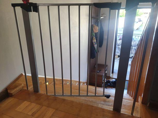 Barierka Bramka zabezpieczająca dla dziecka na schody CENA NA WEEKEND