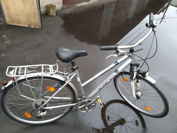 "Женский велосипед Kross trans 28"""