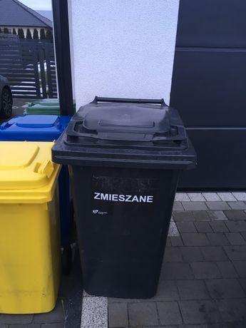 Kubeł / Kosz na śmieci zmieszane 240l zamienie na 120l