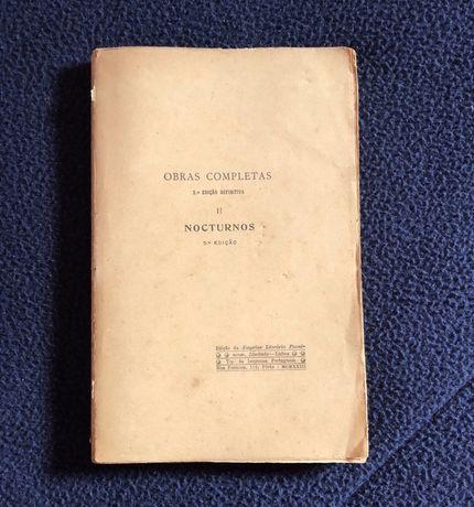 1923 NOCTURNOS | Gonçalves Crespo