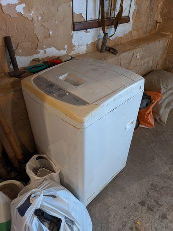Стирает и без порошка, стиральная машинка Daewoo