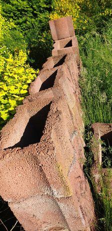 Gazony ogrodowe używane