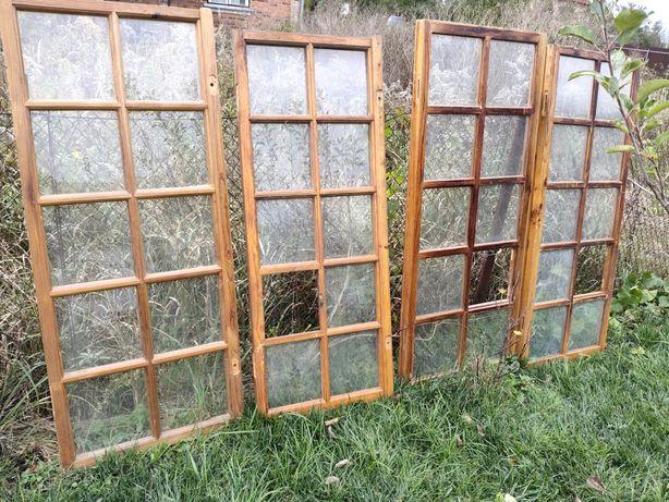 Окна деревянные 6 шт