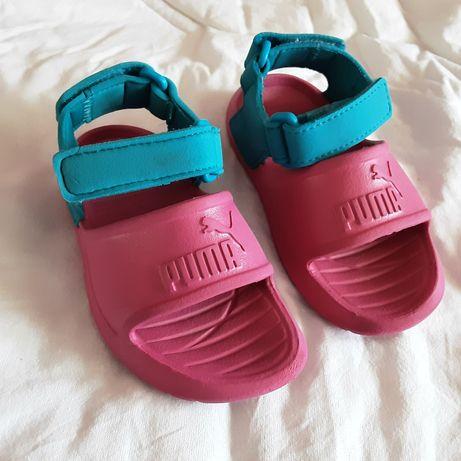 Sandałki dziewczęce Puma