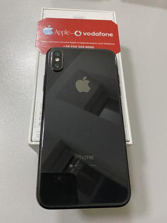 iPhone X 64GB space gray Идеал.Неверлок. 360$ Не разбирался!!!