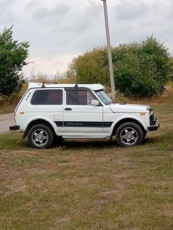 Продам автомобіль Ваз 2121