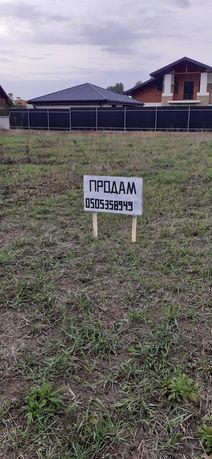 Продам земельну ділянку Новосілки 8сот