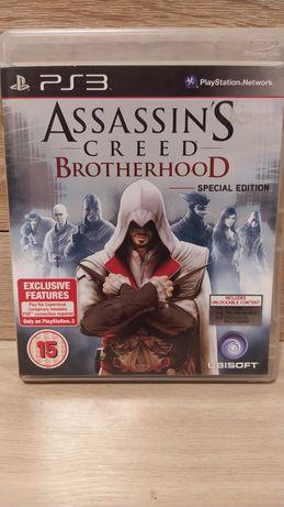 Gra Assassins Creed Brotherhood na ps3 playstation 3
