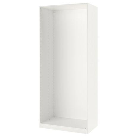 Obudowa szafy PAX IKEA 100x58x236 biała części