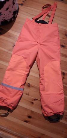 Kombinezon ocieplany - spodnie ocieplane