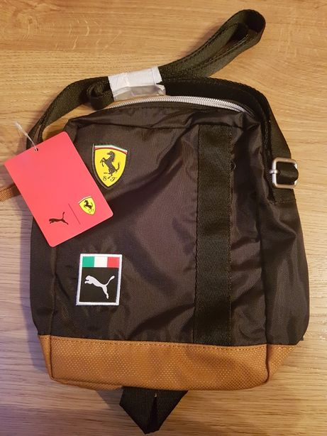 Torba Listonoszka Saszetka torebka PUMA Ferrari