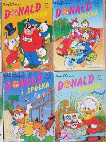 Donald i Spółka, 27 komiksów