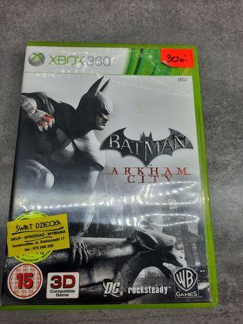 Xbox 360 batman 3D