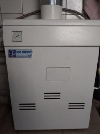 Газовый двухк- ый котел КС-18 ДS