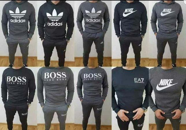 Dres zestaw meski bluza spodnie Adidas nike boss ea7 emporio armani