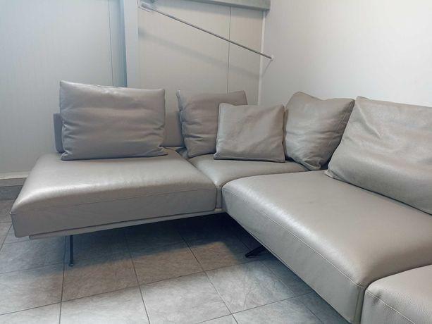 Skórzana kanapa bardzo dobrej jakości