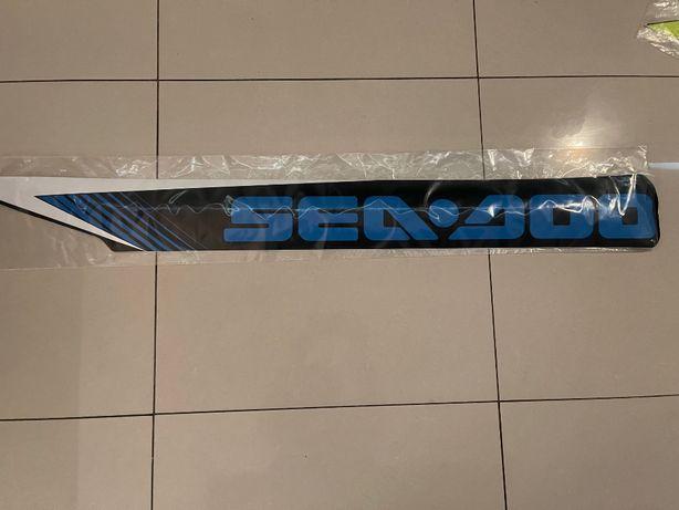 Skuter wodny Sea doo SEA Doo Naklejka RXT 230 ! 2018rok