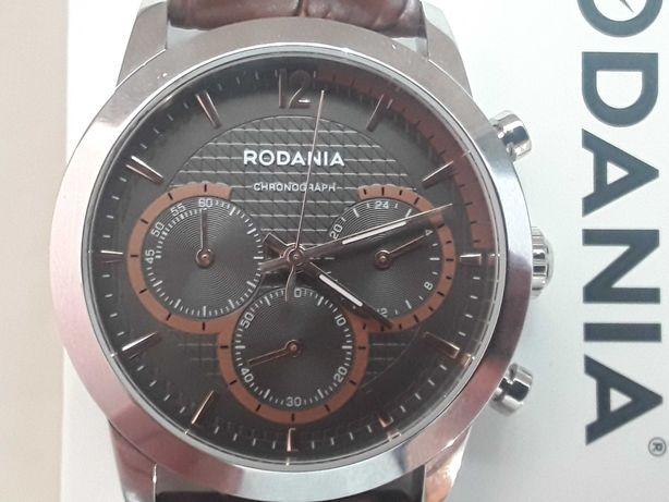 Oryginalna RODANIA  zegarek męski