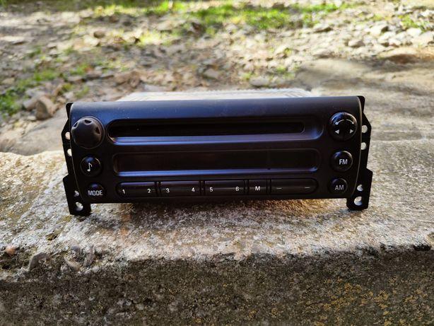 Radio mini Cooper r50