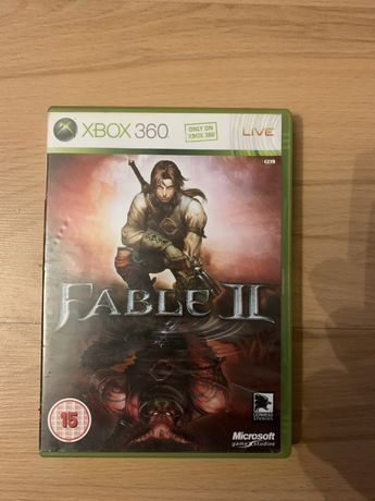 Gry xbox 360 fable 2