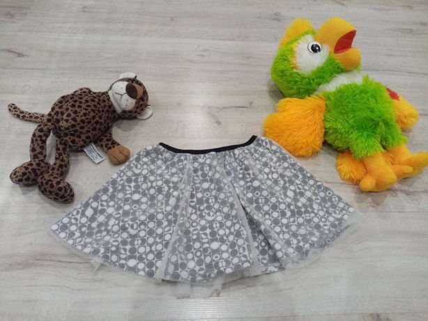 Юбка шорты на девочку 4-8 лет