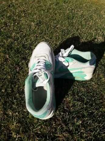 Buty obuwie sportowe treningowe oryginalne Nike Air Max 39wkładka 25cm