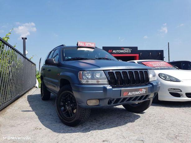 Jeep Grand Cherokee 2.7 CRD Laredo