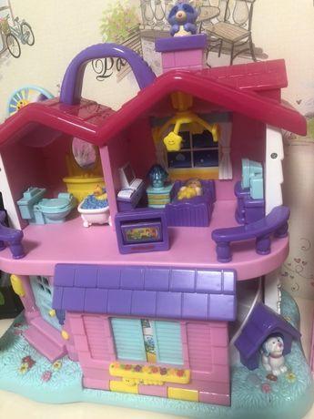 Продам детский игрушечный домик