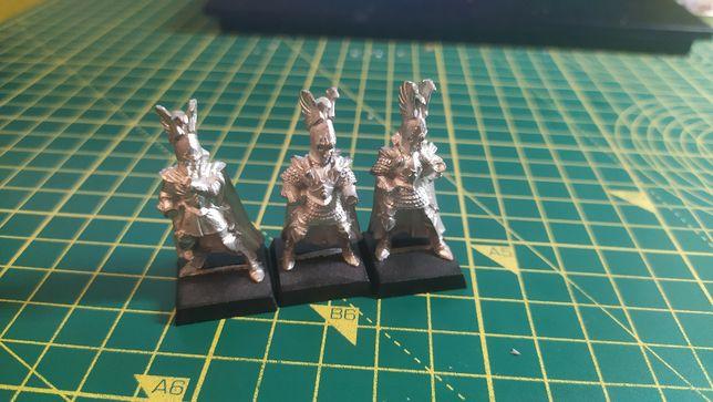 Warhammer Elfy i Bretonka
