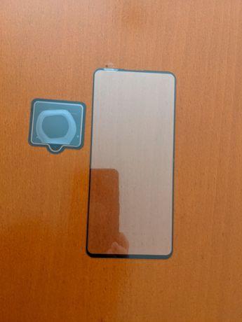 Xiaomi Mi 10T Lite - szkoło zabezpieczające ekran i aparat