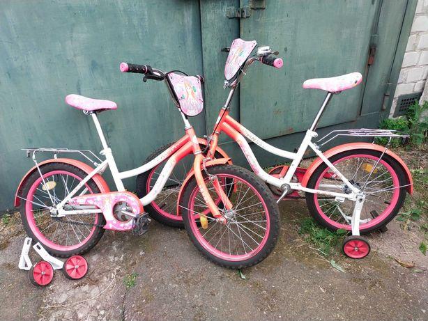 Велосипеды детские б/у. 6-9 лет